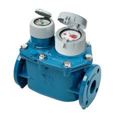 Dual water meter C4000