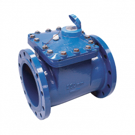 Horizontal water meter WDE