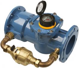 Dual water meter C4200