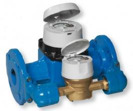 Dual water meter ISOFLO