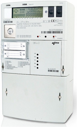 Digital meter MT